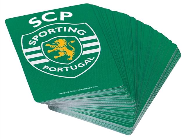 Baralho de Cartas SCP