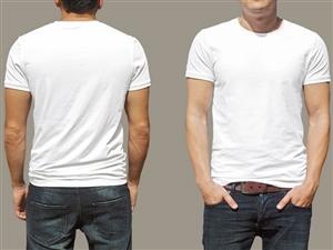 T-Shirt cores variadas