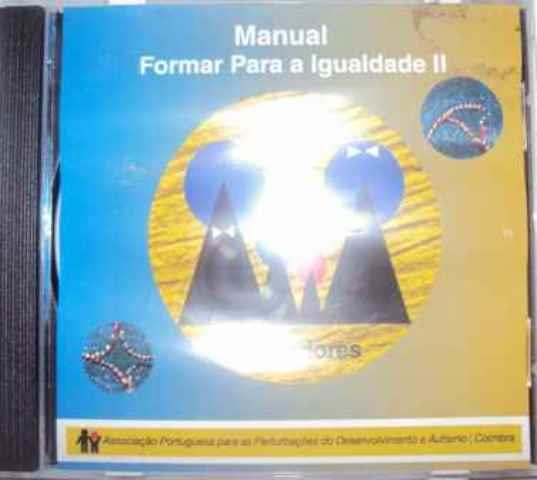 DVD - Formar para a Igualdade II