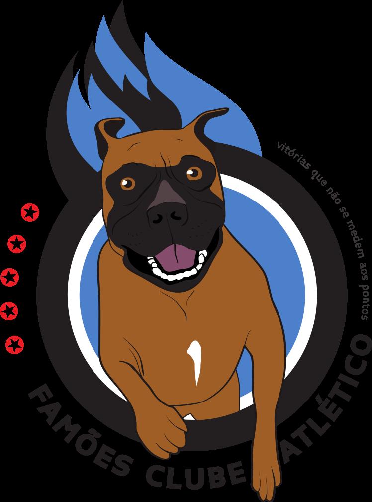 Famões Clube Atlético - Emblema