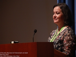 Dr. Susana Queiroga (Vice Presidente da C. P. V.).