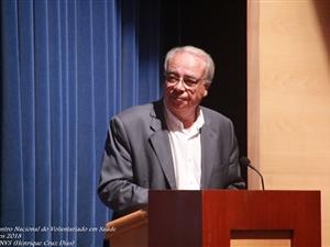 Prof Manuel Carvalho da Silva.