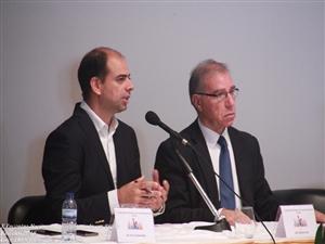 Dr. Rui Guimarães com Dr Carlos Dias