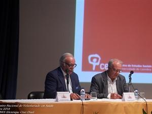 12 - Dr. Carlos P. Ribeiro Com Prof M. Carvalho da