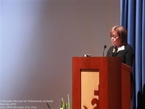 Linda Vasconcelos - Presidente da AVSMM