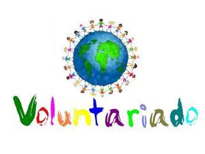 O voluntariado.